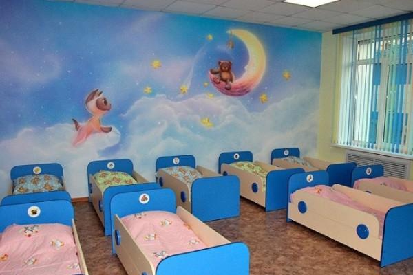 Картинки На Стену В Детский Сад