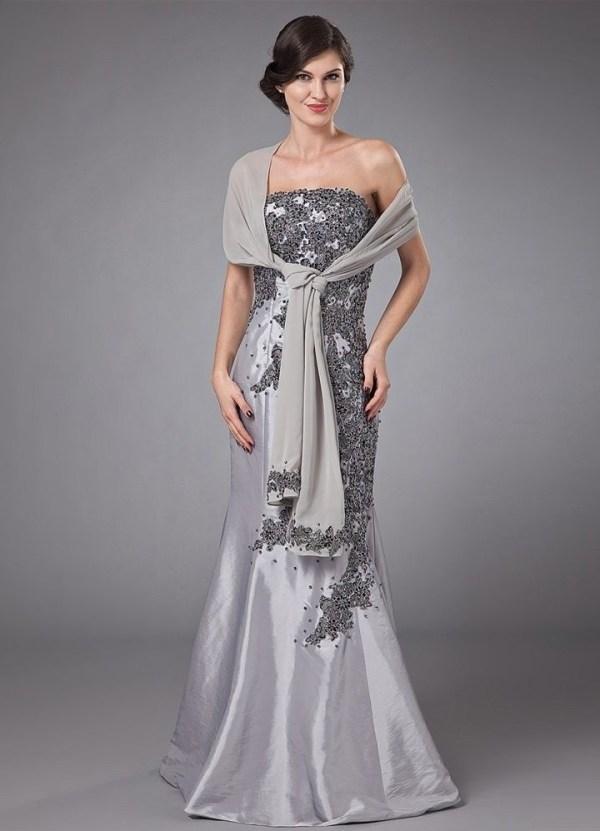 Вечерние платья на свадьбу для мамы невесты