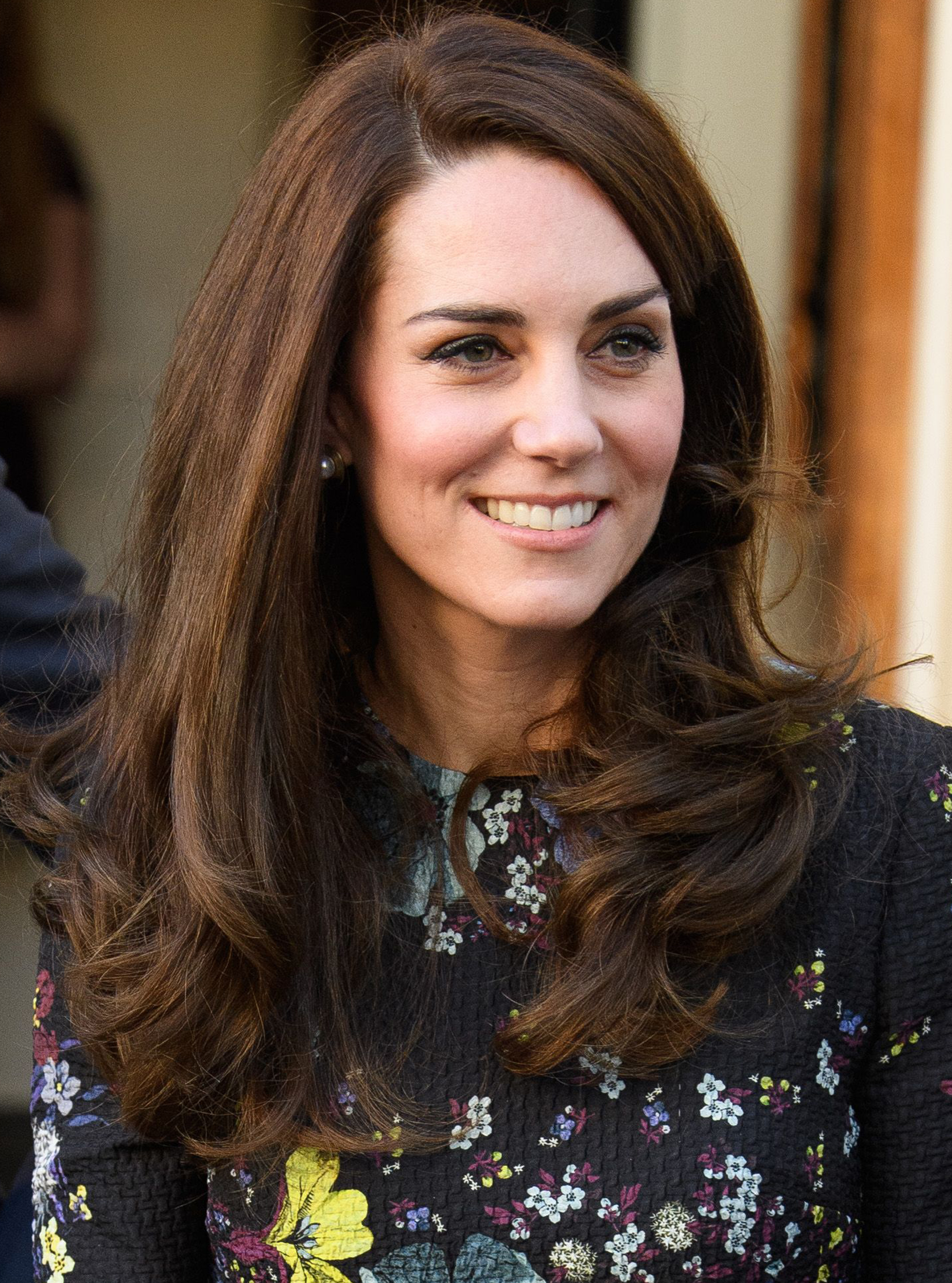 Kate Middletons Hair How She Cares For It Styles It AND