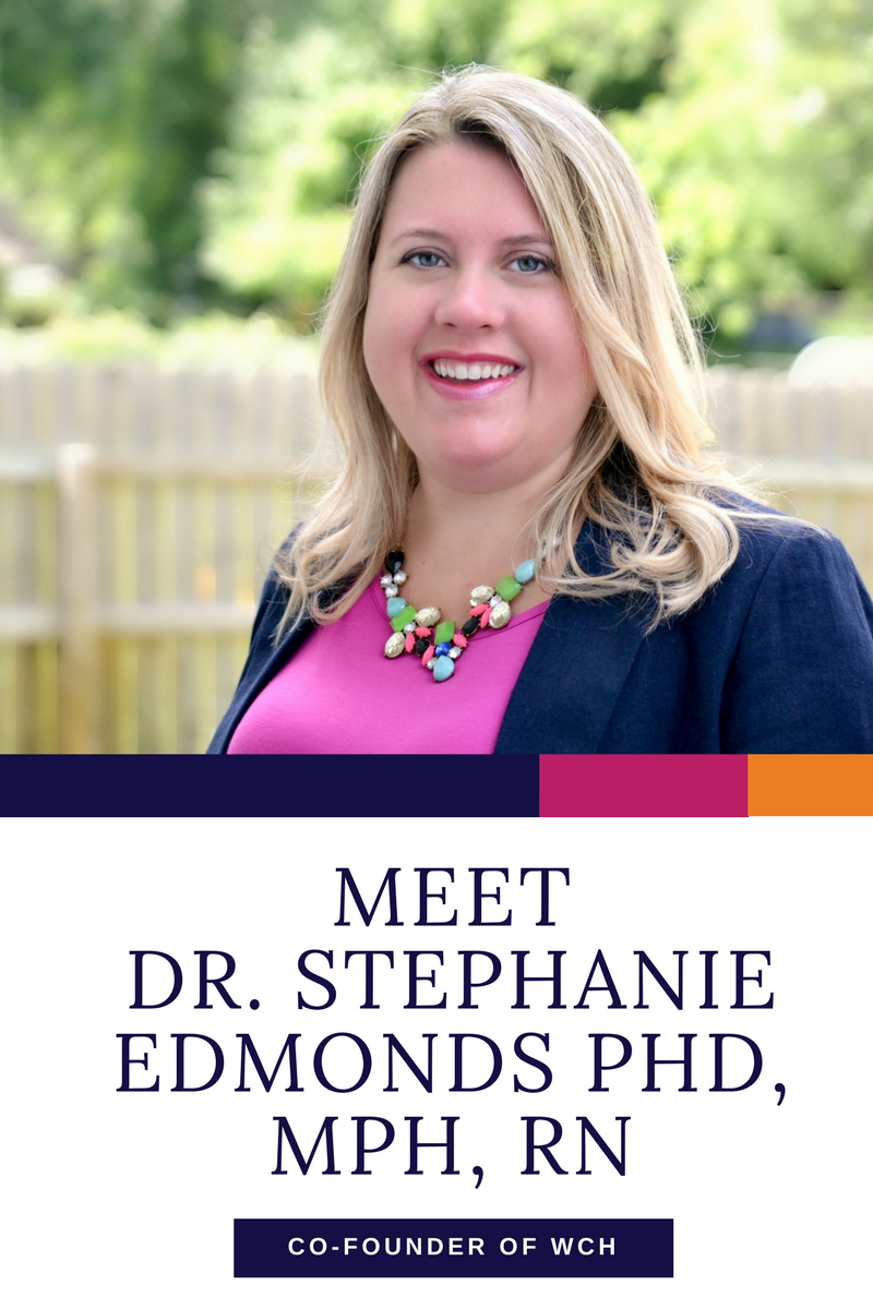 Meet Dr. Stephanie Edmonds Co-Founder picture