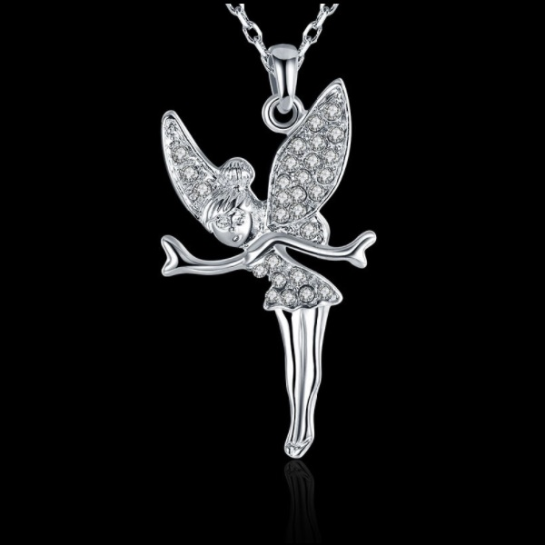 Silver sterling iced fairy pendant pn 001 womandilax shop silver sterling iced fairy pendant pn 001 aloadofball Gallery
