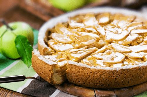 Цветаевский яблочный пирог: любимый рецепт творческой интеллигенции