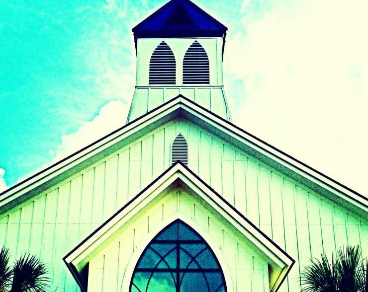 prayer for my church