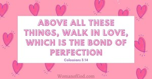 verse of the day Colossians 3:14
