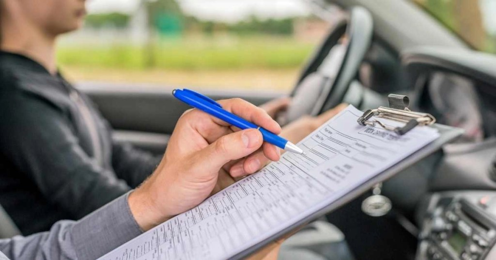 Prayer For Driving Test