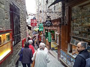 20140603_120910 street in Mont St Michel