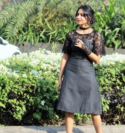 Little Black Dress (LBD_ - Fashion Blogger