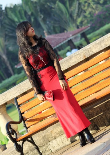 Rent this stunning gown - Indian Fashion Blogger