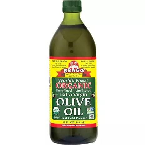 Bragg Organic Extra Virgin Olive Oil