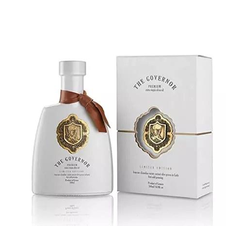 The Governer Ultra Premium Unfiltered Extra Virgin Olive Oil