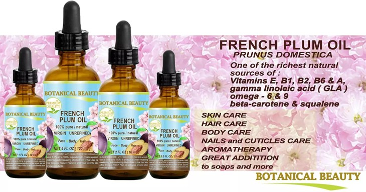 French PLUM OIL