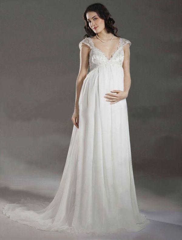 Свадебные платья для беременных - что выбрать, фото ...