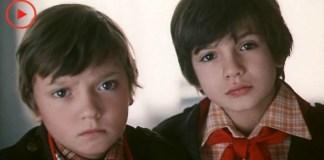 Советские дети-актеры