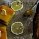 лимонные пирожные сансы старк