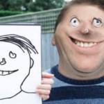 детские рисунки в реальности