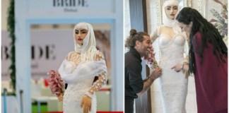 в дубае съели невесту
