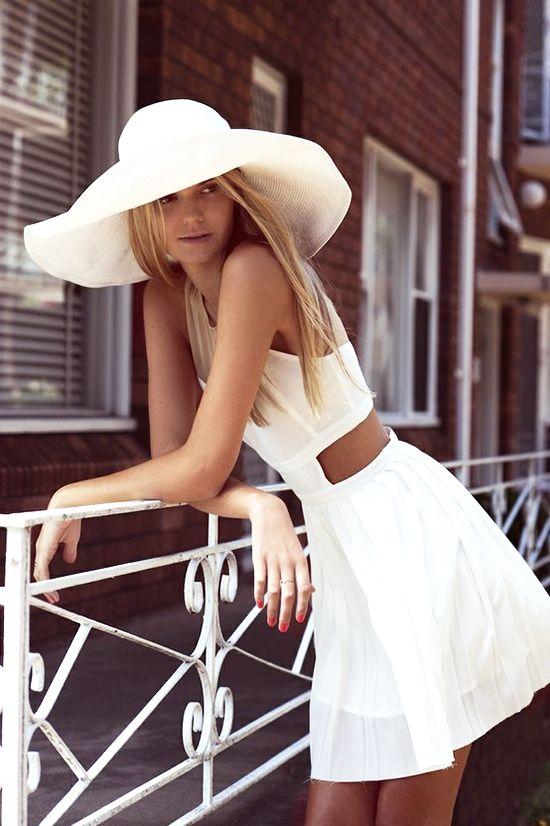 Летние шляпы - модный аксессуар для защиты от солнца на ...