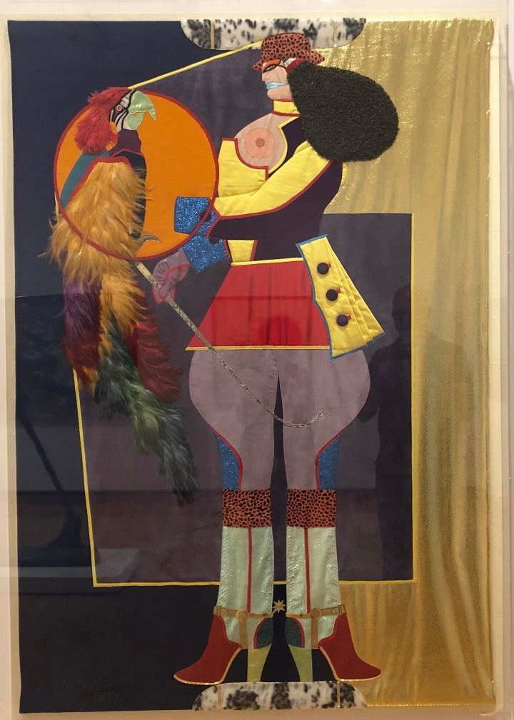 Richard Lindner, Banner #4