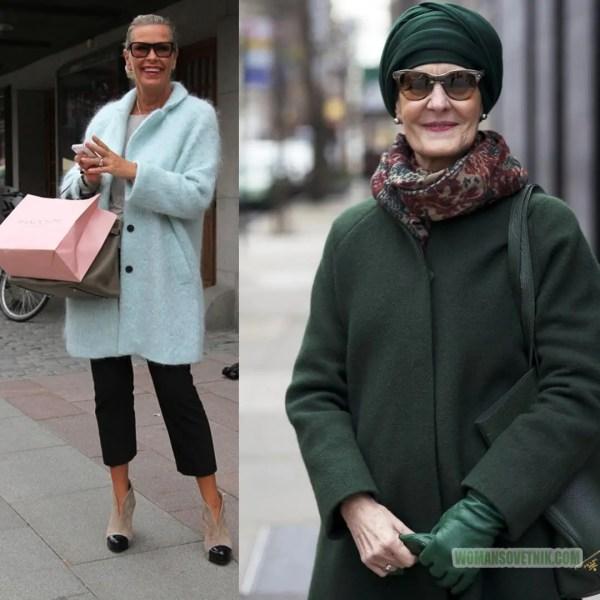 Модные женские пальто фото, осень-зима