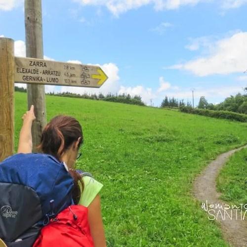 Viaje al Camino del Norte, etapa 5: de Markina a Guernica