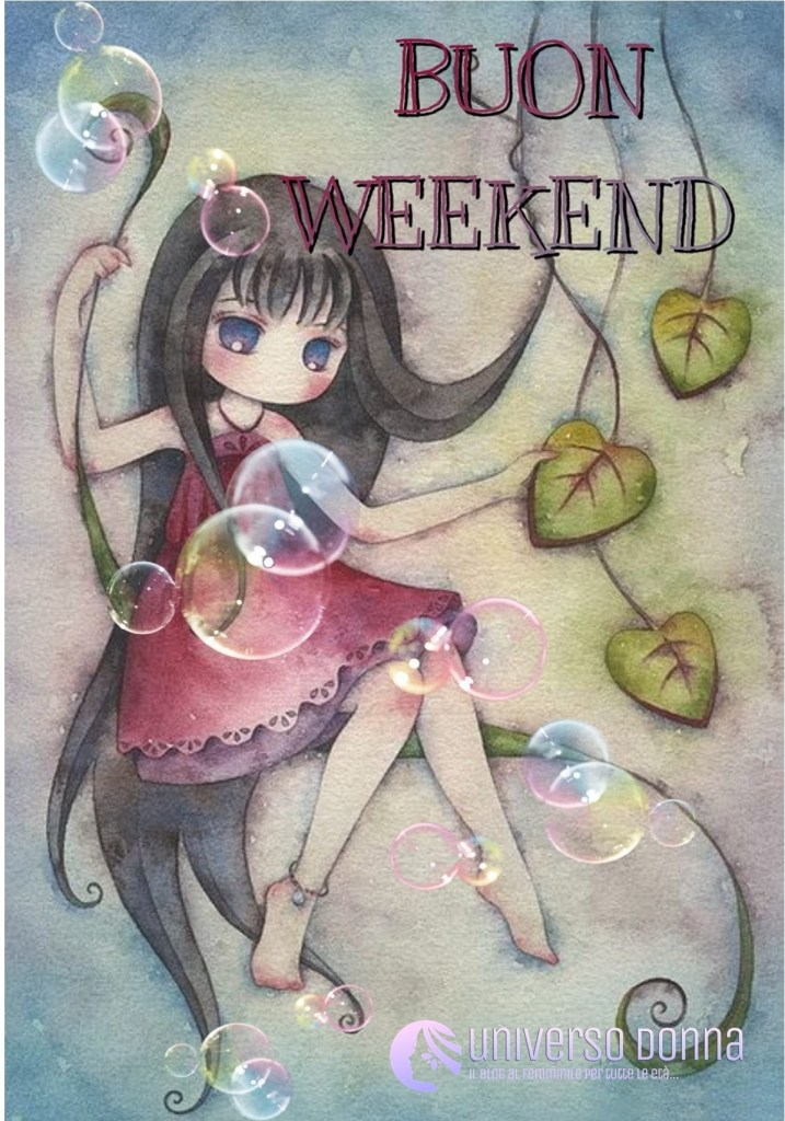 buon-weekend-universo-donna