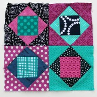 Square in Square fun - wip Wednesday