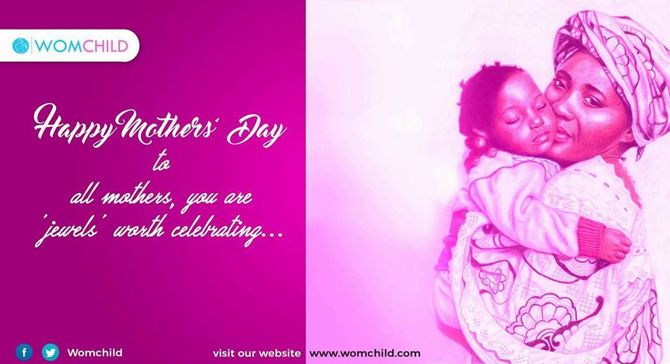 MOTHERS' – The Jewels of Life. Happy Mother's Day!