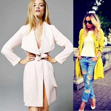 Стильные женские пальто 2020 года - тенденции сезона с фото