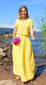 Mini Bags Designer. Rose Mini by Diana Ulanova