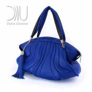Womens Designer Travel Bags. Cachalote Blue 2 by Diana Ulanova. Buy on women-bags.com