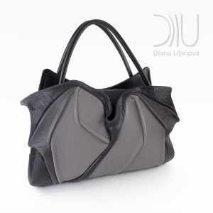 Designer Bags For Ladies. Gothic Gray by Diana Ulanova. Buy on women-bags.com