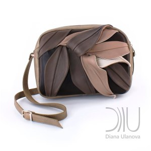 Miniature Designer Bags. Bamboo_Mini Beige 2 by Diana Ulanova. Buy on women-bags.com