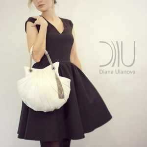 Designer Bags For Ladies. Shell by Diana Ulanova. Buy on women-bags.com