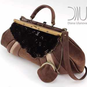 Designer Bags Women. Sacvoyage-Vintage Brown 1 by Diana Ulanova. Buy on women-bags.com