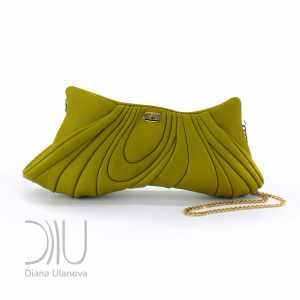 Clutch Bag Designs. Vintage Green by Diana Ulanova. Buy on women-bags.com