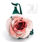 Royal rose Green Pink