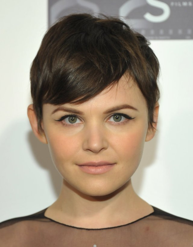the best and worst haircuts for a round face shape - women