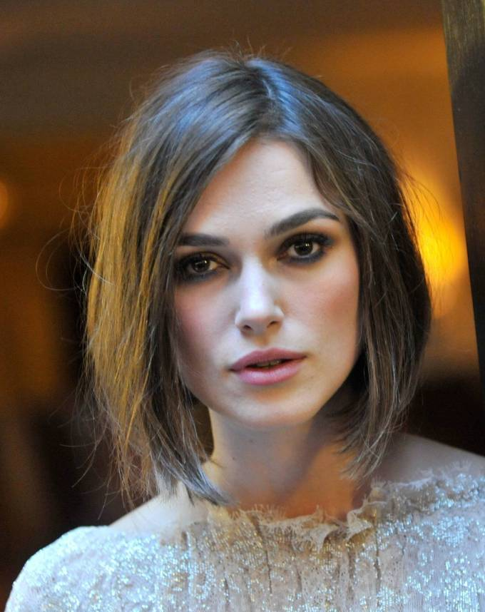 the best medium length haircuts for a square face - women