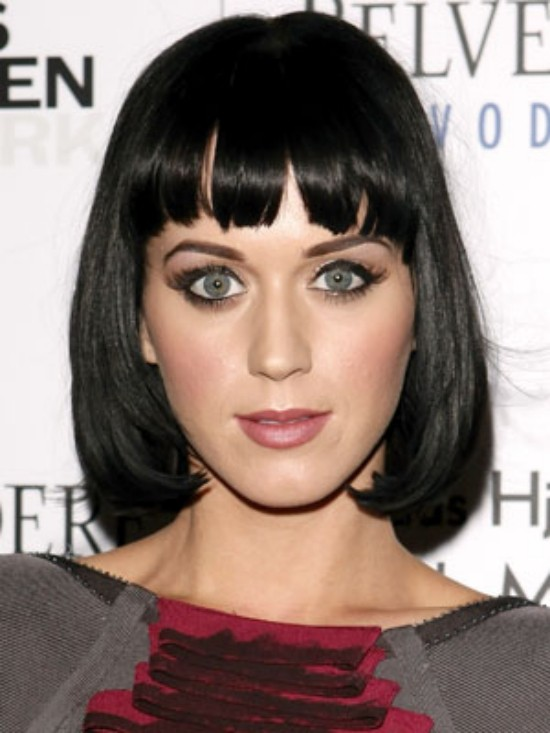 Katy Perry Inspired Bob Haircuts Women Hairstyles