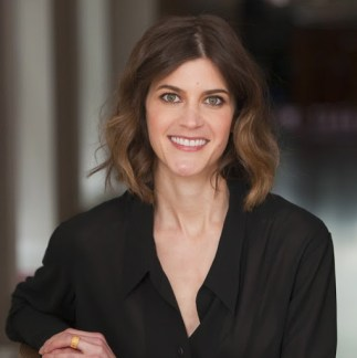 Headshot of Sasha Heinz, PhD, MAPP, a developmental psychologist and life coach.