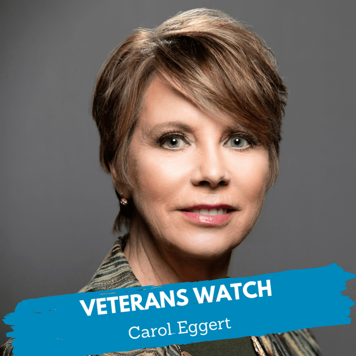 Carol Eggert Veterans Watch