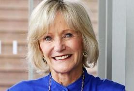 Headshot of Kay Koplovitz the Founder of USA Network.