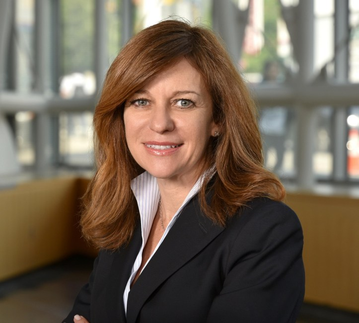 Headshot of Michele Marcolongo, PhD, the Drosdick Endowed Dean of the College of Engineering.