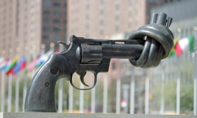 Международный день ненасилия — 2 октября