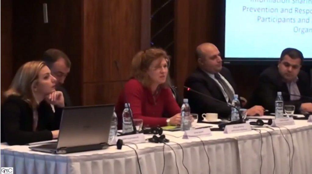 Информационная встреча участников IPRM с представителями гражданского общества