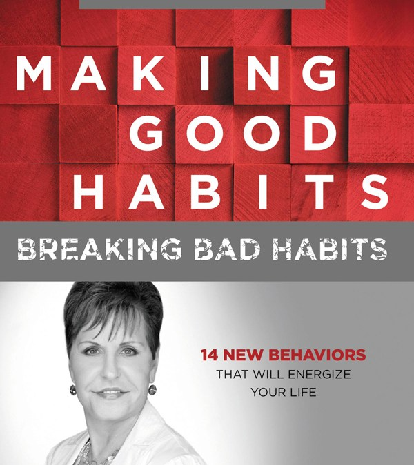 February Book Club: Making Good Habits, Breaking Bad Habits