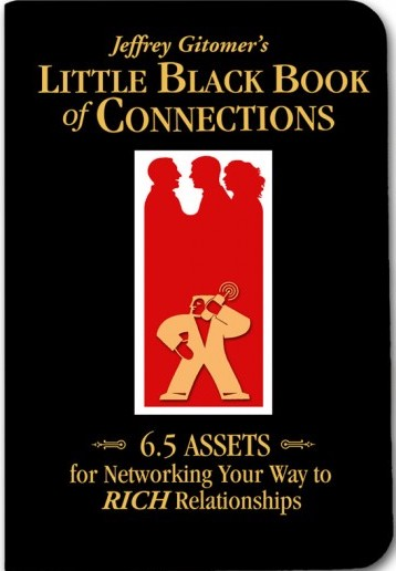 August Book Club: Little Black Book of Connections
