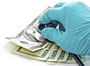 Money Stethsoscope