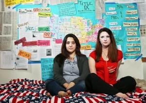 Title IX rape culture survivors