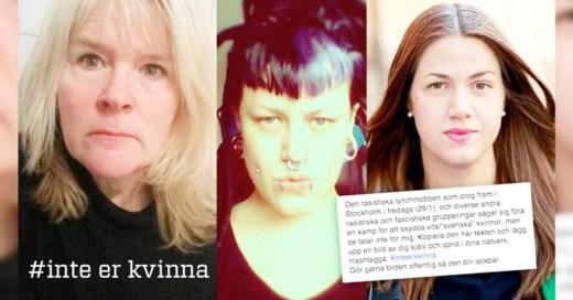 Feministas suecas afirmam que preferem ser estupradas do que serem salvas por um homem